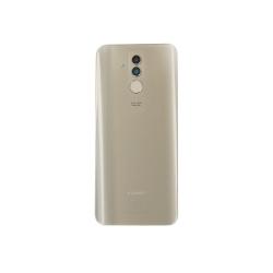 Vitre arrière Or Platine pour Huawei Mate 20 Lite_photo1