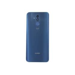 Vitre arrière Bleue Saphir pour Huawei Mate 20 Lite_photo1