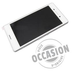 Bloc écran Blanc d'occasion pour Sony Xperia M4 AQUA photo 1