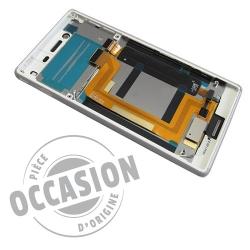Bloc écran Blanc d'occasion pour Sony Xperia M4 AQUA photo 2