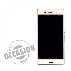 Bloc Ecran blanc pour Sony Xperia Z3 photo 2