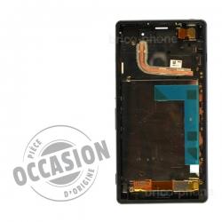 Bloc Ecran blanc pour Sony Xperia Z3 photo 3