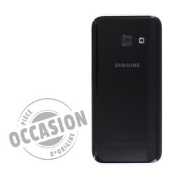 Vitre arrière Noire pour Samsung Galaxy A3 2017 photo 1