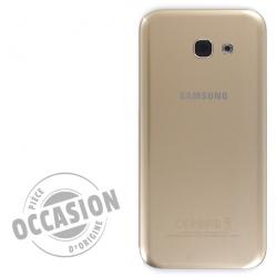 Vitre arrière Or d'occasion pour Samsung Galaxy A5 2017_photo 1