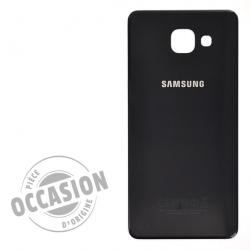 Vitre arrière d'occasion Noire pour Samsung Galaxy A5 2016 Photo 1