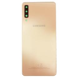 Coque Arrière Or pour Samsung Galaxy A7 2018_photo 1