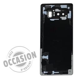 Vitre arrière Bleu Roi d'occasion pour Samsung Galaxy Note 8_photo2