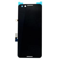 Ecran Noir avec vitre et AMOLED pré-montés pour Google Pixel 3_photo1