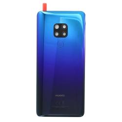 Vitre arrière Bleue Twilight pour Huawei Mate 20_photo1