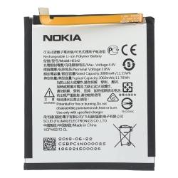 Batterie originale pour Nokia 6.1 Plus_photo1
