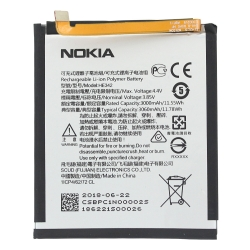 Batterie originale pour Nokia 6.1 Plus_photo1