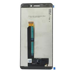 Ecran Noir avec vitre et LCD prémonté pour Nokia 6.1_photo2
