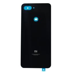 Vitre arrière Noire pour Xiaomi Mi 8 Lite / Mi 8X_photo1