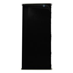 Bloc Ecran Or avec vitre et LCD sur châssis pour Sony Xperia XA2 Plus_photo1