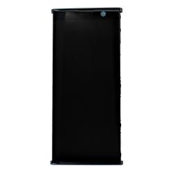 Bloc Ecran Noir avec vitre et LCD sur châssis pour Sony Xperia XA2 Plus_photo1