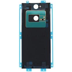 Coque Arrière Argent pour Sony Xperia XA2 Plus_photo2