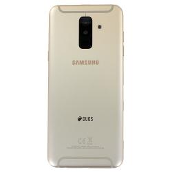 Coque Arrière Or pour Samsung Galaxy A6+ 2018_photo1