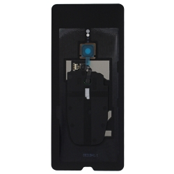 Vitre Arrière pour Sony Xperia XZ3 Vert Irisé_photo2