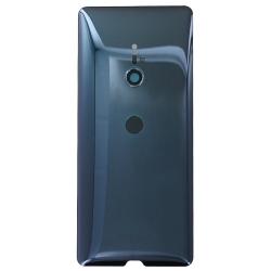 Vitre Arrière pour Sony Xperia XZ3 Vert Irisé_photo1