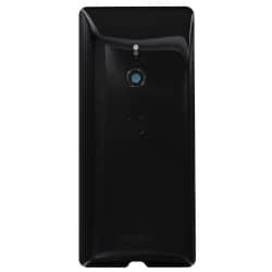 Vitre Arrière Noire pour Sony Xperia XZ3_photo1