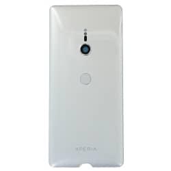 Vitre Arrière pour Sony Xperia XZ3 Gris Perle_photo1