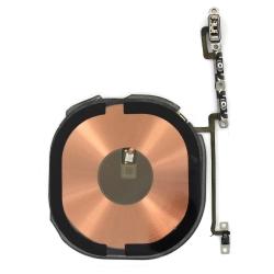 Nappe de charge par induction + nappe volume / vibreur pour iPhone XS_photo1