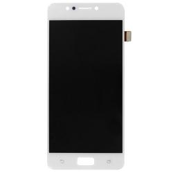Écran blanc avec vitre+LCD pré-assemblé pour Asus Zenfone 4 Max 5.2_photo1