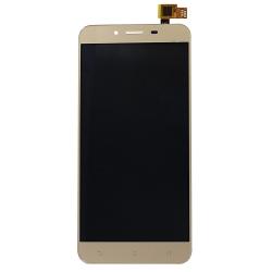 Écran Or avec vitre+LCD pré-assemblé pour Asus Zenfone 3 Max_photo1