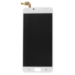 Écran blanc avec vitre+LCD pré-assemblé pour Asus Zenfone 4 Max_photo1
