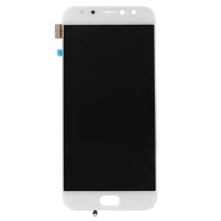 Écran blanc avec vitre+Amoled pré-assemblé pour Asus Zenfone 4 Selfie Pro_photo1