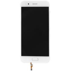 Écran blanc avec vitre+LCD pré-assemblé pour Asus Zenfone 4_photo1