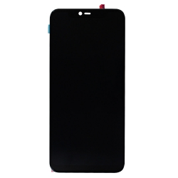 Écran Noir avec vitre et Super Amoled pré-assemblé pour Xiaomi Mi 8 Pro_photo1