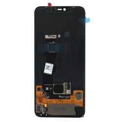 Écran Noir avec vitre et Super Amoled pré-assemblé pour Xiaomi Mi 8 Pro_photo2