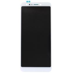 Écran blanc avec vitre+LCD pré-assemblé pour Asus Zenfone 5 Lite_photo1
