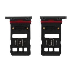 Rack tiroir carte SIM et SD Noir pour Huawei Mate 20 Pro_photo1