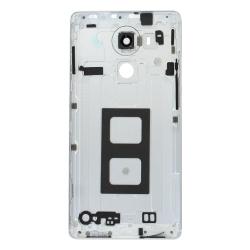 Coque arrière avec châssis pour Huawei Mate 8 Blanc_photo2