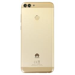 Coque arrière Or et lecteur d'empreintes pour Huawei P Smart_photo1