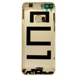 Coque arrière Or et lecteur d'empreintes pour Huawei P Smart_photo2