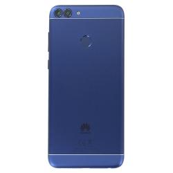 Coque arrière Bleue et lecteur d'empreintes pour Huawei P Smart_photo1