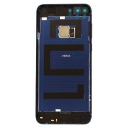 Coque arrière Bleue et lecteur d'empreintes pour Huawei P Smart_photo2