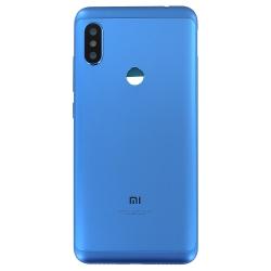 Coque arrière Bleue pour Xiaomi Redmi Note 6 Pro_photo1
