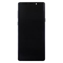 Bloc Écran Amoled et vitre prémontés pour Samsung Galaxy Note 9 Noir_photo1