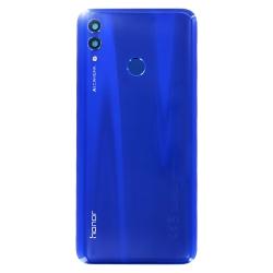 Vitre arrière bleue d'origine de remplacement avec lecteur d'empreinte pour le Honor 10 Lite_1