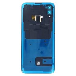 Vitre arrière bleue d'origine de remplacement avec lecteur d'empreinte pour le Honor 10 Lite_2
