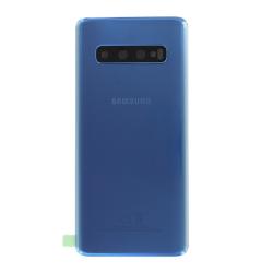 Vitre arrière bleu prisme neuve d'origine pour le S10 de Samsung à remplacer_1