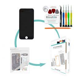 Kit de réparation Brico-phone avec écran NOIR iPhone 6 PLUS PREMIUM pré assemblé
