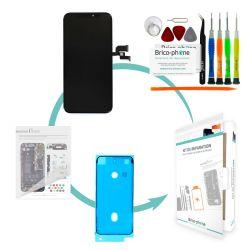 Kit de réparation Brico-phone avec Ecran NOIR iPhone X Rapport qualité/prix