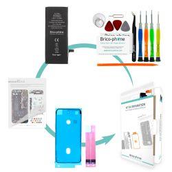 Forfait remplacement batterie compatible iPhone 6S