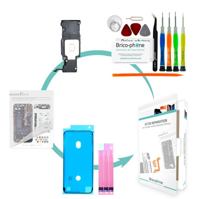 Forfait remplacement Haut Parleur externe iPhone 6S Plus