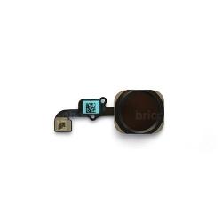 Nappe Bouton Home gris sidéral pour iPhone 6 et 6 Plus photo 2